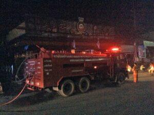 Blaze in Krabi's famous nightclub   News by Thaiger