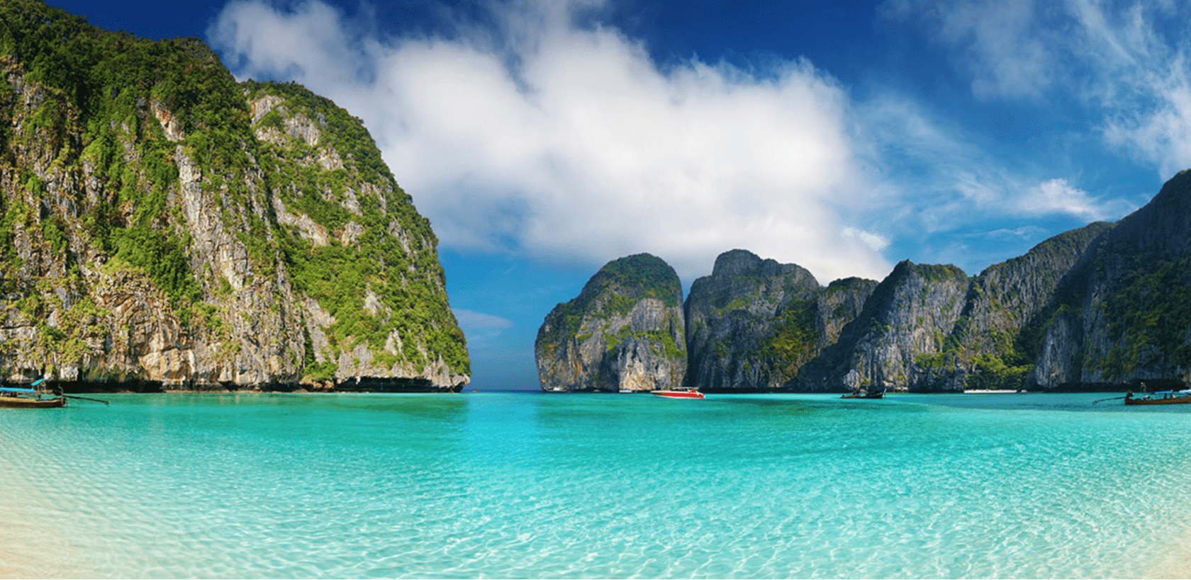 Maya Bay is Number 11. What is the World's Best Beach? | The Thaiger