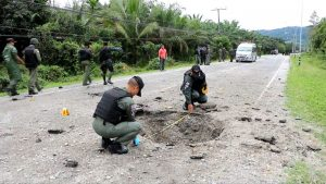 Two civilians injured in Narathiwat bomb attack   News by Thaiger