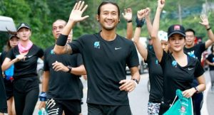 'Toon' takes off on epic run for hospitals | News by Thaiger