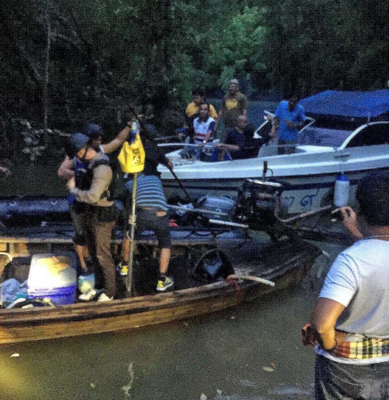Marijuana valued at 2 million Baht – crackdown in Phang Nga | The Thaiger