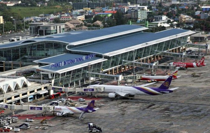 AoT airports increase traffic 6% in past 12 months | The Thaiger
