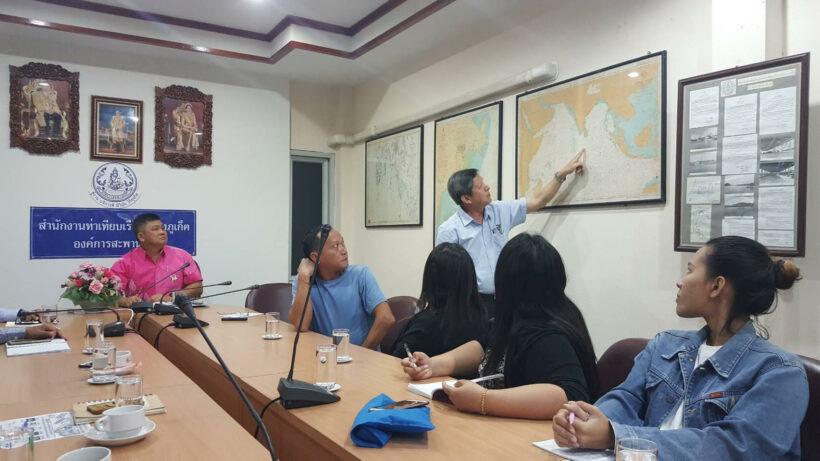 ภูเก็ตจัดประชุมรับฟังปัญหาจากผู้ประกอบการ เพื่อการดำเนินธุรกิจการจับปลาทูน่าอย่างถูกต้องตามกฎหมาย | The Thaiger