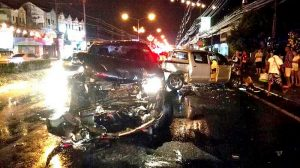 Thailand ranks #1 for road deaths on World Atlas website. Dash-cams proposed as solution. | News by Thaiger