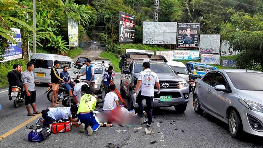 How can Thailand curb its appalling road fatality rate? | The Thaiger