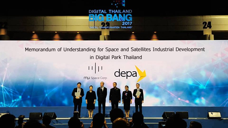 mu Space is awarded 15 year satellite license to assist rural Thailand | The Thaiger