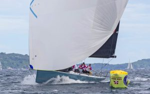 Phuket King's Cup - Racing Day One. Plenty of wind! | News by The Thaiger