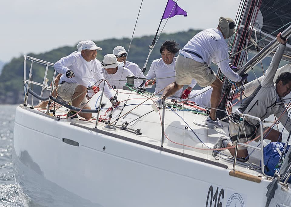 Phuket King's Cup – Racing Day One. Plenty of wind! | The Thaiger