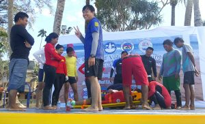 Better training. Better lifeguards. Two day training course completed at Patong. | News by Thaiger