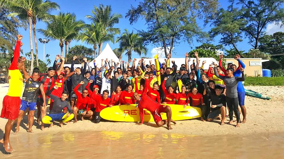 Better training. Better lifeguards. Two day training course completed at Patong. | The Thaiger