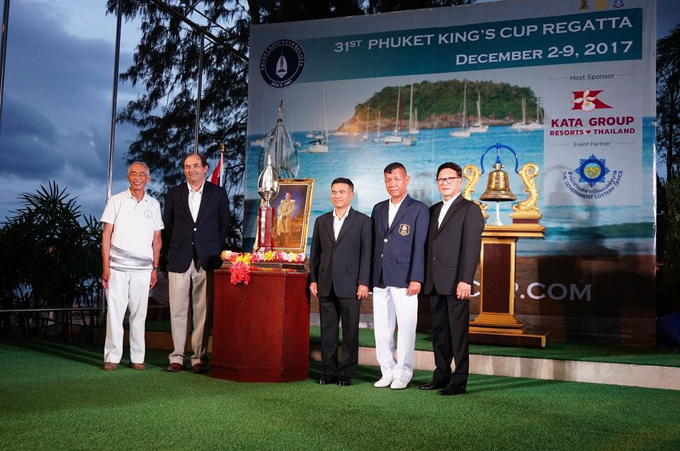 Phuket King's Cup kicks off today | The Thaiger