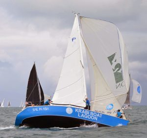 Phuket King's Cup Regatta - Day Two. Perfect sailing weather. | News by Thaiger
