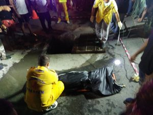 Headless corpse found in a Thalang drain | News by Thaiger