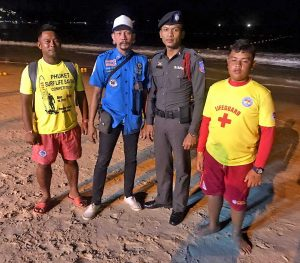 Tourist disappears after swimming off Patong Beach   News by Thaiger