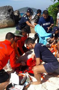 British tourist drowns off Similan islands   News by Thaiger