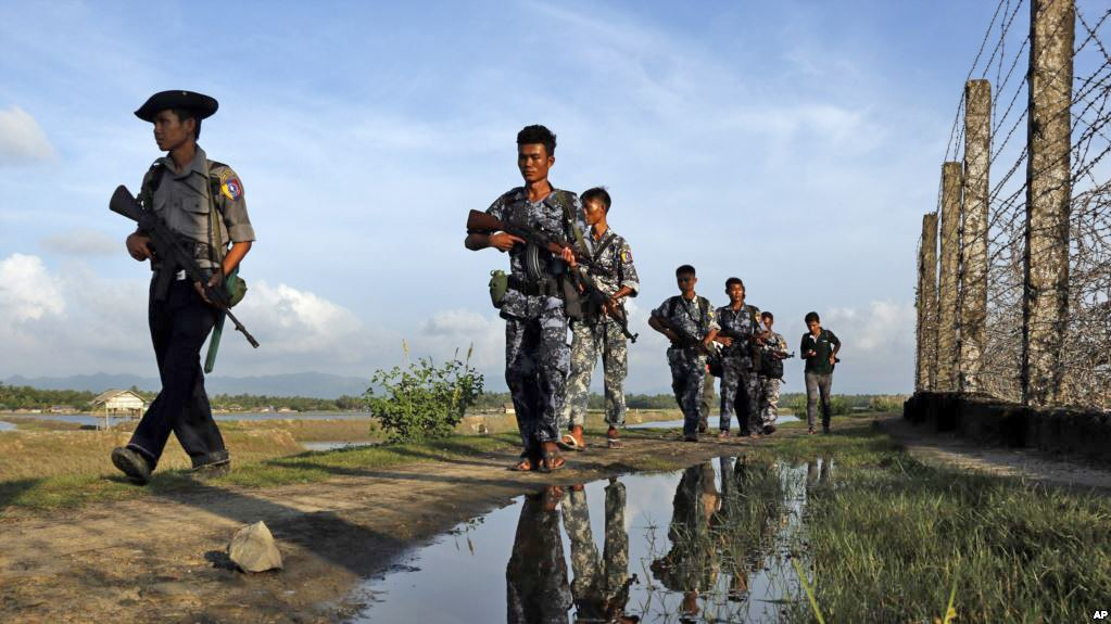 Reporters arrested in Myanmar information suppression | The Thaiger