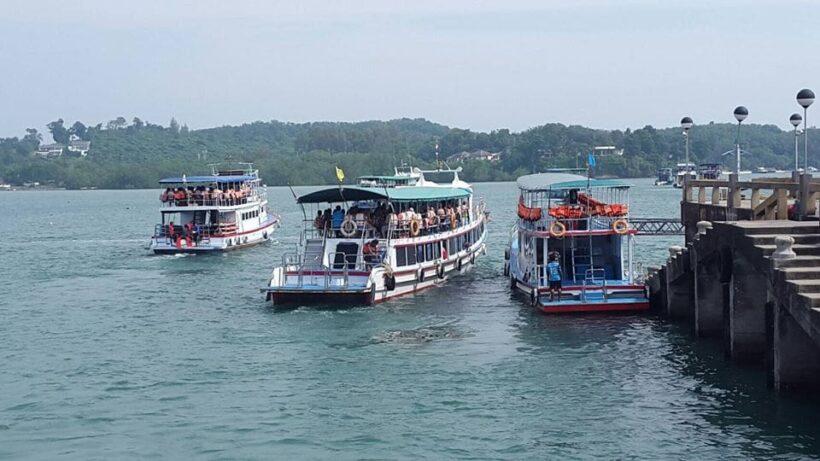 เจ้าท่าภูมิภาคสาขาภูเก็ตเตรียมพร้อมกำหนดมาตรการความปลอดภัยทางน้ำ รองรับการเดินทางช่วงเทศกาลปีใหม่ ตั้งเป้าลดอุบัติให้ลดลงกว่าร้อยละ 50 | The Thaiger
