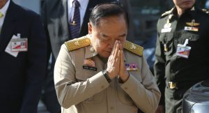 Expensive bling and bad-taste comments about 'Meay' case put pressure on Prawit   News by Thaiger