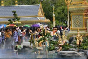 Royal Crematorium exhibit exceeds 3.89 million visitors | News by Thaiger