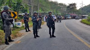 Paramilitary soldier dies following yesterday's Narathiwat attacks | News by Thaiger