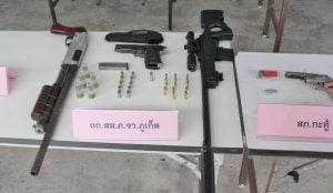 18 year old alleged killer arrested in Thalang crackdown | News by Thaiger