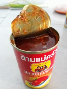Worms found in famous local canned fish tin | News by Thaiger