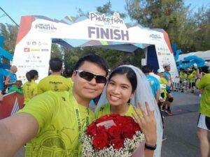 Surprise proposal at Phukethon | News by Thaiger