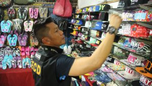 Khao Lak crackdown - more than 300 counterfeit items seized | News by Thaiger