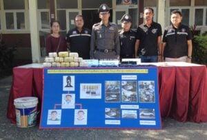 Amphetamine crackdown in Krabi worth 10 million baht | News by Thaiger