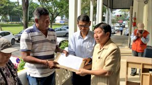 Chalong villagers being expelled from land | News by Thaiger