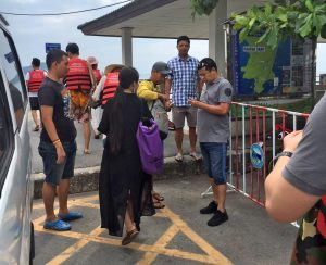 Three more illegal tour guides arrested in Phuket blitz   News by Thaiger