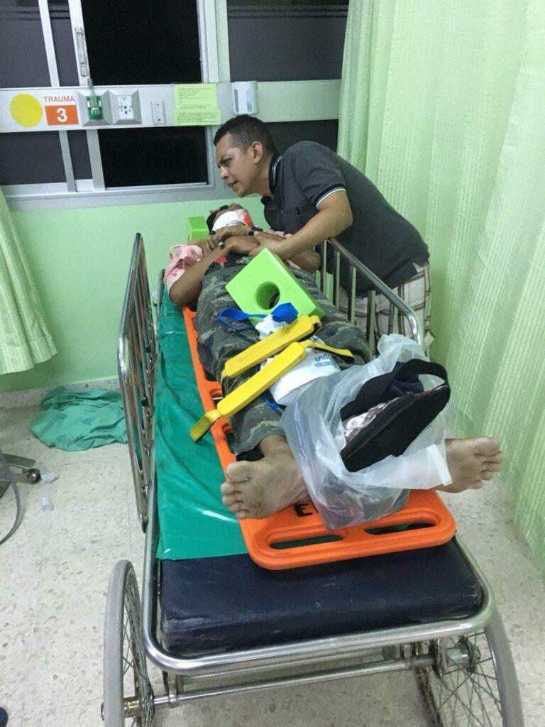 ยิง 2 วัยรุ่นบาดเจ็บสาหัส แฟนสาวเสียชีวิตที่โรงพยาบาล คาดปมจากเรื่องชู้สาว | News by The Thaiger