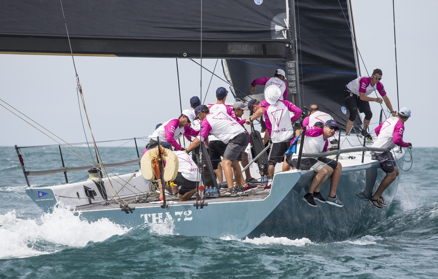 PHUKET KING'S CUP – Day Three report. Lay day today. | The Thaiger