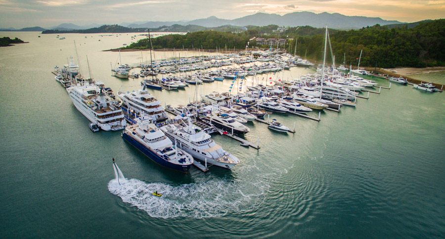 There's room for three boat shows in Thailand, but not like it is now… | The Thaiger