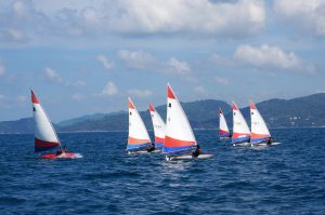 DAY FOUR - Phuket King's Cup. Wind softens but competition heats up. | News by Thaiger
