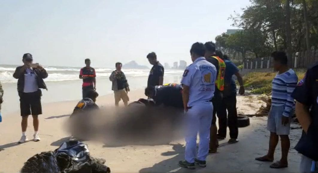 40 year old kiteboarder dies off Hua Hun beach | The Thaiger