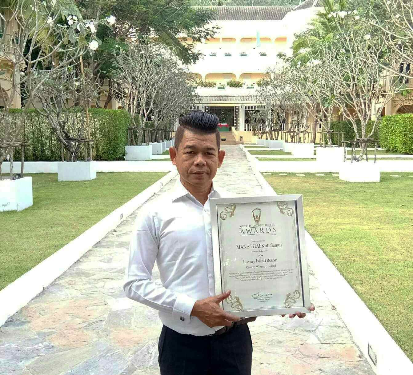 Accolade for Samui resort at the World Luxury Hotel Awards 2017 | The Thaiger