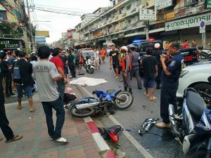 Pattaya driver that killed two claims epileptic fit - call for ban on epileptic drivers | News by Thaiger