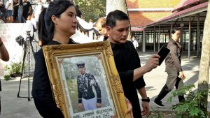 """Cadet """"Meay's"""" family takes case to police 