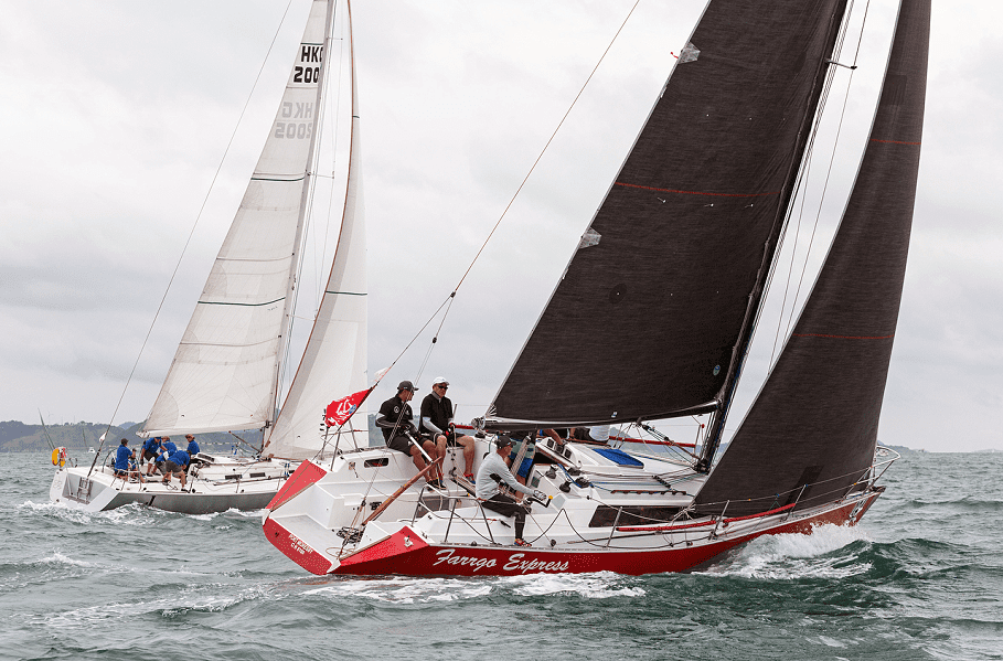 Phuket King's Cup Regatta – Day Two. Perfect sailing weather. | The Thaiger