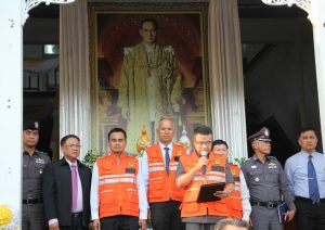 Provincial Hall makes road safety top priority during holiday season   News by Thaiger