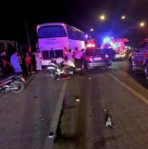 Thalang car crash kills two, including a one year old baby   News by The Thaiger