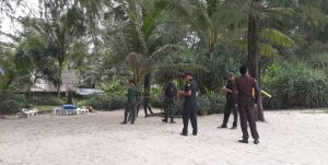 70% of the illegal businesses on Laypang beach cleared. A few remain.   News by Thaiger