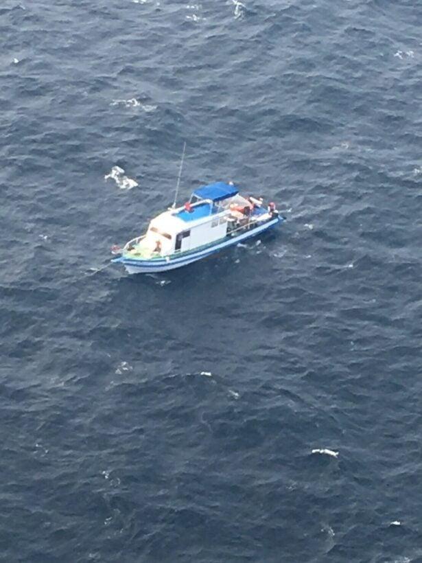 6 missing men safely home | The Thaiger