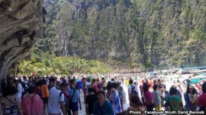 Krabi officials to limit the number of tourists to Maya Bay | News by The Thaiger