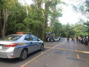 Ten injured in buggy crash in Hanuman World, Kathu   News by Thaiger