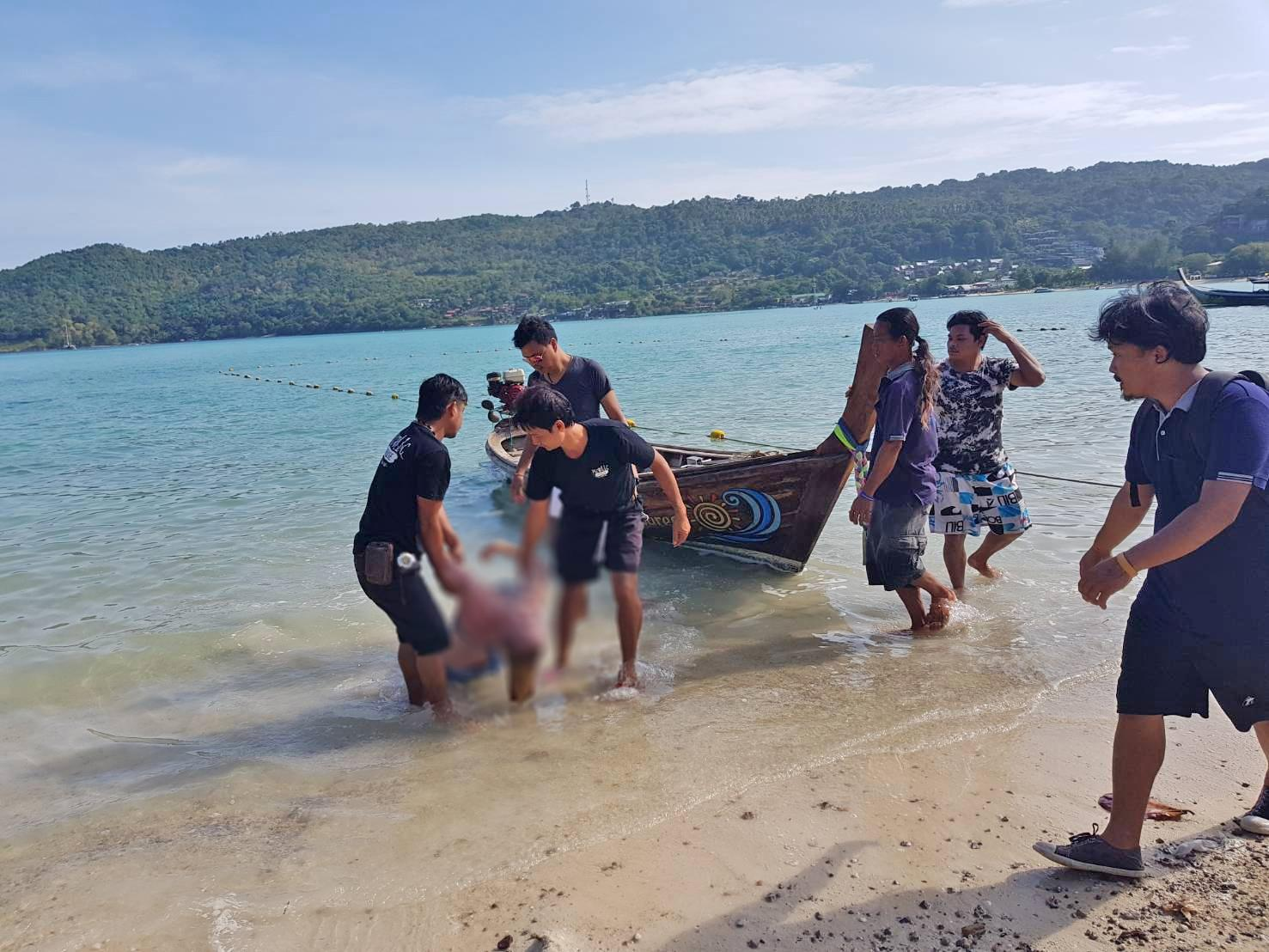 Dead body found floating near Koh Phi Phi | The Thaiger