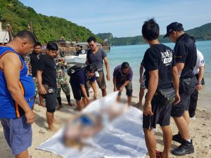 Dead body found floating near Koh Phi Phi | News by The Thaiger
