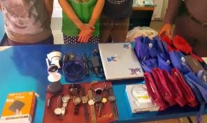 Baggage handlers arrested over thefts at Phuket airport | News by Thaiger