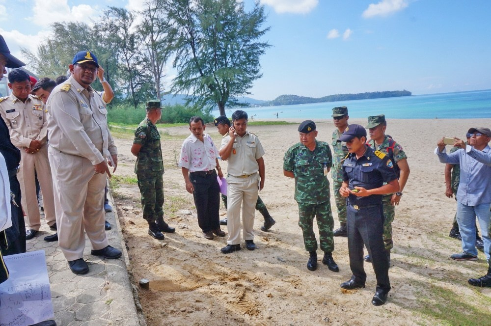 Phuket sets up committee to manage Layan & Laypang beaches | Thaiger